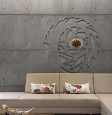 Lucky spiritual wall art design