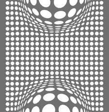 3d round design