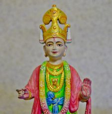 Swaminarayan STL file for 3d printing