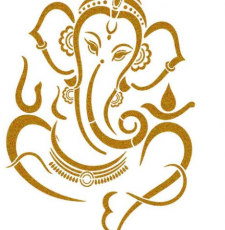 Ganpati design