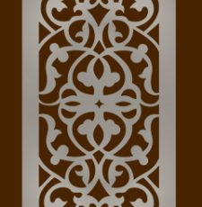 Main Door jali design