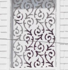 jali wall design