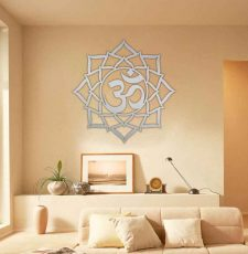 OM wall art design