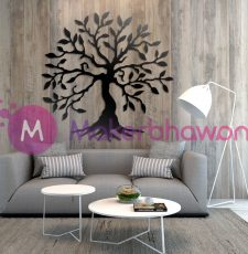 Metal Tree Wall art design