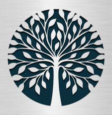 Tree Round design