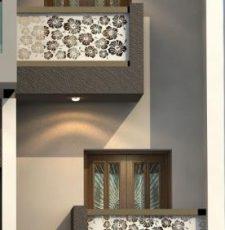 Jasud balcony grill design