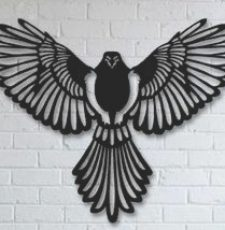 Bird wallart Design
