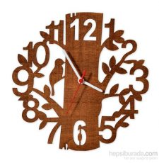 Bird Clock Design