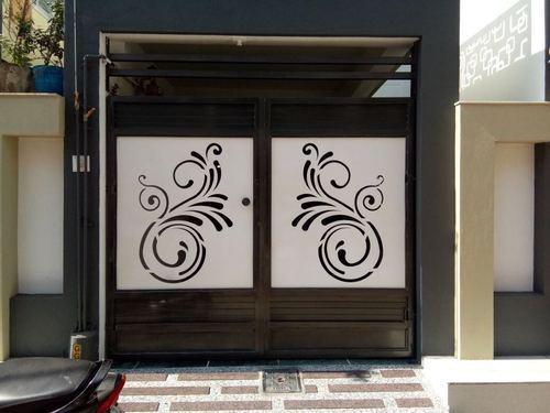 Main Gate Curl Design Makerbhawan