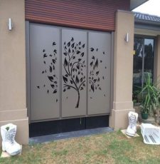 3 penal Tree design