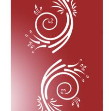 Blast flower design