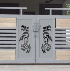 plant metal gate cut design