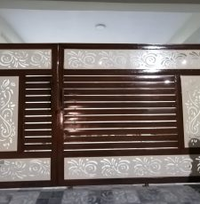 cnc plasma gate design
