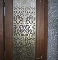 laser cut goor gate design