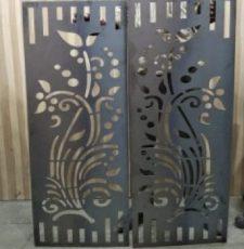 CNC Metal plant laser plasma gate
