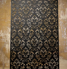 laser cut screen design