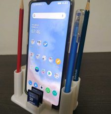 Mobile Pen Holder STL