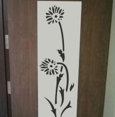 Cnc Flower curl plant -1 design