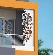 curl exterior design