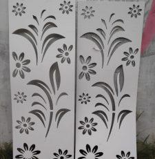 CNC flower veli design