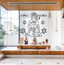 Hanumanji cnc design
