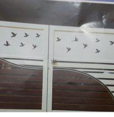 Bird plate design