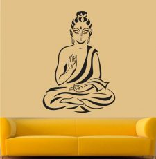 Egyptian design of budhha design