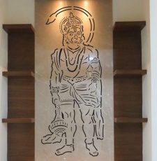 Hanumanji maharaj design