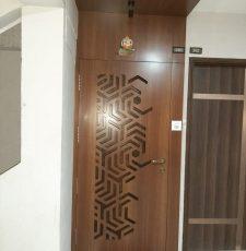 Jali Door CNC Design
