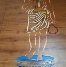 God Nilkanth Maharaj Illustration Lord Vector File