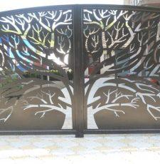 tree gate design