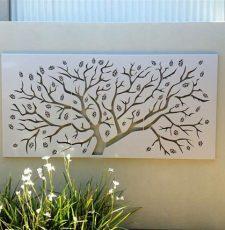 cnc big dry tree design