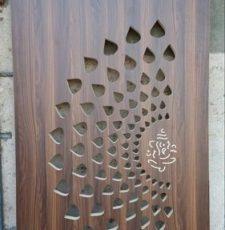 Jali Door CNC Design Vector File