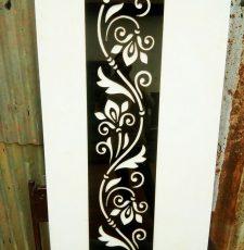 CNC lily plant design