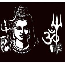 Lord shiva design