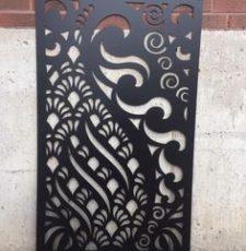 cnc jali decorative design