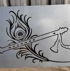 Flute-Feather design