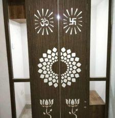 om lotus chakara design