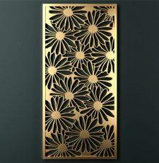 cnc flower elevation design