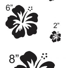 Flower Pattern Laser CNC Design