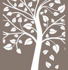 Tree Pattern Jali Laser CNC Design