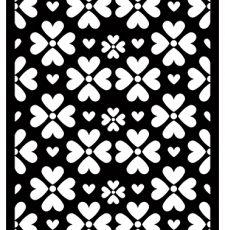 Flower Jali Pattern Laser CNC Design