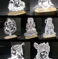 LED night lamp bundle design