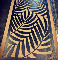 Ashoka leaf jali design