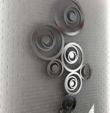 circle art wall art