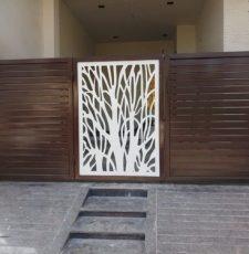dry tree gate design