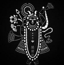shree nathji design
