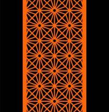 Partition Jali Pattern Design