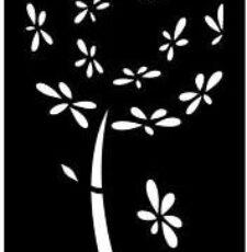 sun flower jali gate design