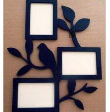 bird photo frame design